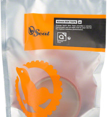 Orange Seal Tubeless Rim Tape, 45mm x 12 Yard Roll - Orange