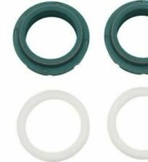 SKF SKF Low-Friction Dust Wiper Seal Kit: RockShox 32mm, Fits A1-A2 SID (08- 16), Reba, Revelation, Recon, Sector, Argyle, Tora and XC32 Forks