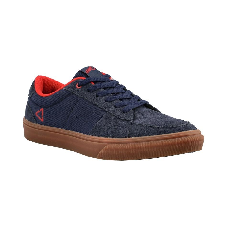 Leatt DBX 1.0 Flat Shoes, Onyx - 8