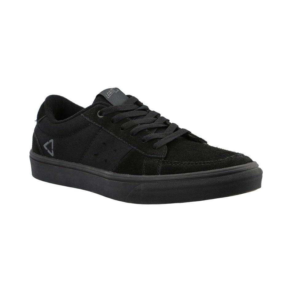 Leatt DBX 1.0 Flat Shoes, Black - 10.5