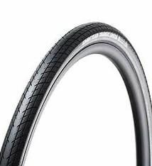 Goodyear Goodyear, Transit Tour, Tire, 700x50C, Folding, Tubeless Ready, Dynamic:Silica4, R:Armor, 60TPI, Black