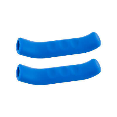 Miles Wide Sticky Fingers Brake Lever Covers, Blue