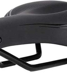 EVO Evo, Sport, Saddle, 279 x 163mm, Women, Black