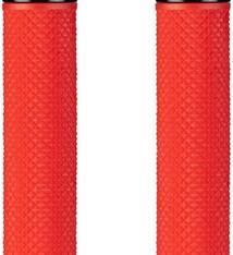 Deity Supracush Grips - Red