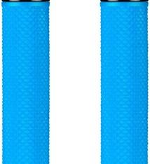 Deity Deity, Supracush Grips - Blue