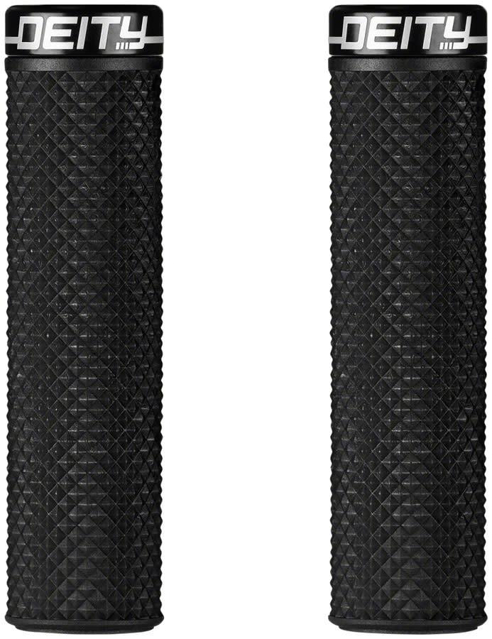 Deity Supracush Grips - Black