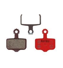 Kool Stop Kool Stop, Organic Compound, Disc Brake Pads, Shape: SRAM Guide/Avid Trail, Organic, Pair