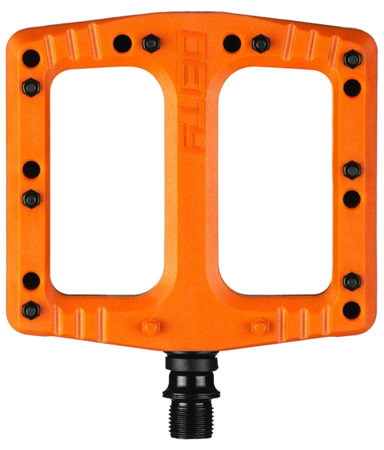 Deity Deftrap Pedals, Orange