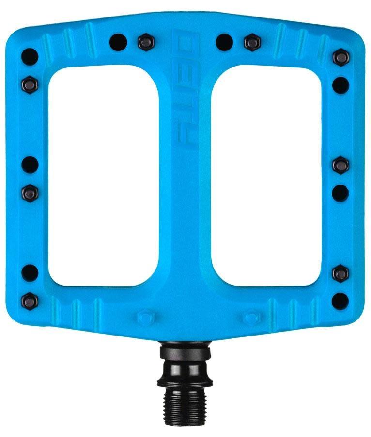 Deity Deftrap Pedals, Blue