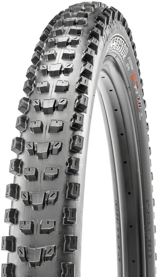 Maxxis Maxxis Dissector Tire - 27.5 x 2.6, Tubeless, Folding, Black, 3C Maxx Terra, EXO+, Wide Trail