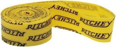 Ritchey SnapOn Rim Tape, 700c x 19mm, Yellow Pr