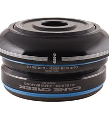 Cane Creek Cane Creek 40 IS41/28.6 / IS41/30 Short Cover Headset Black