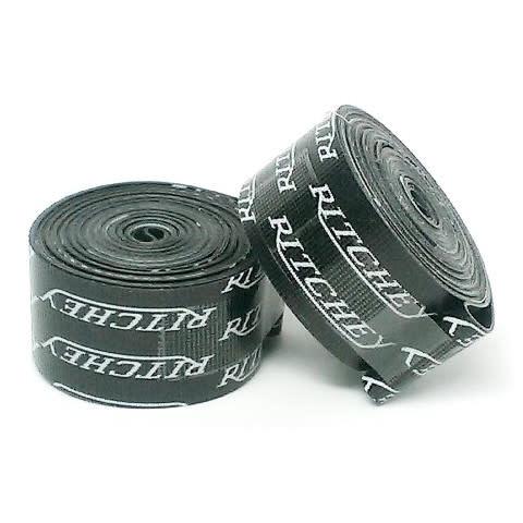 "Ritchey Ritchey SnapOn Rim Tape, 27.5"" x 20mm, Black Pr"