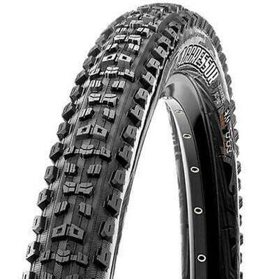 Maxxis Maxxis, Aggressor, Tire, 27.5''x2.50, Folding, Tubeless Ready, Dual, Double Down, 120x2TPI, Black