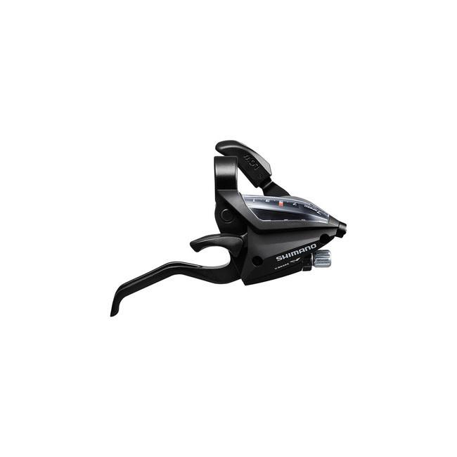 Shimano Shimano ST-EF500 3 x 8-Speed Brake/Shift Lever Set Black