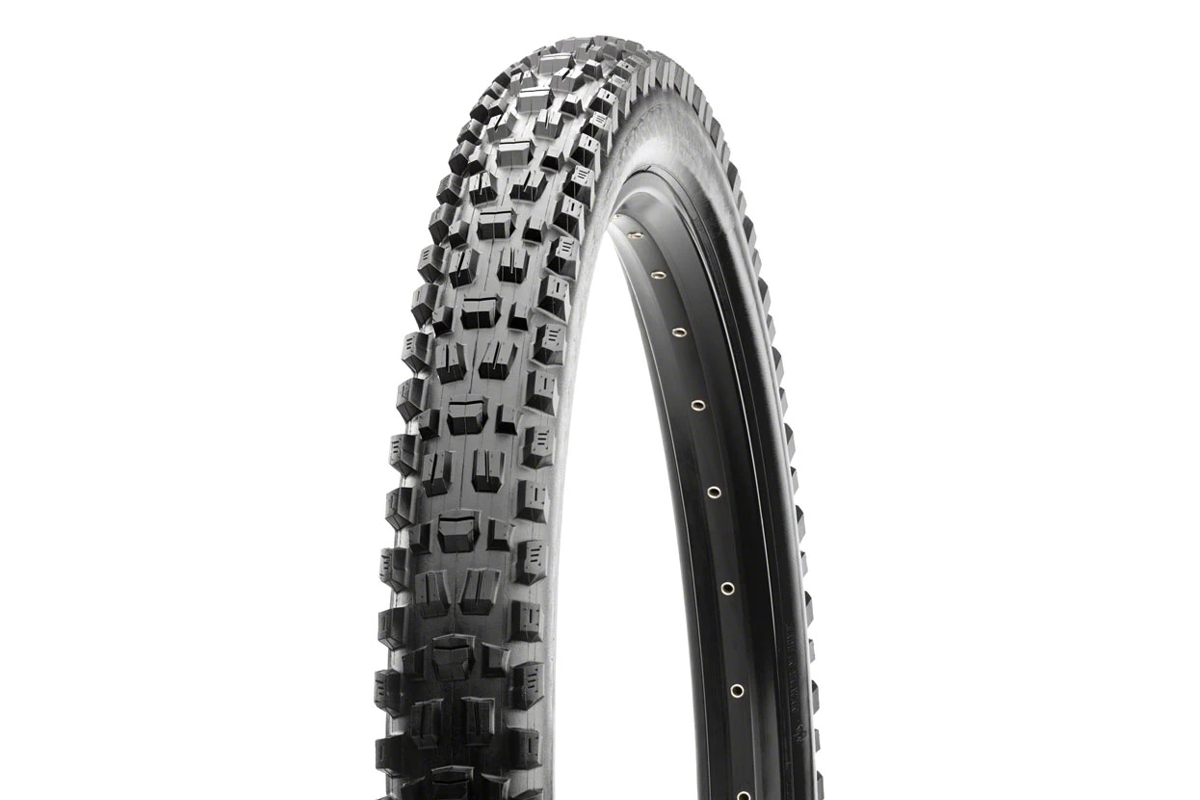Maxxis Maxxis, Assegai, Tire, 29''x2.60, Folding, Tubeless Ready, 3C Maxx Terra, EXO+, Wide Trail, 120TPI, Black