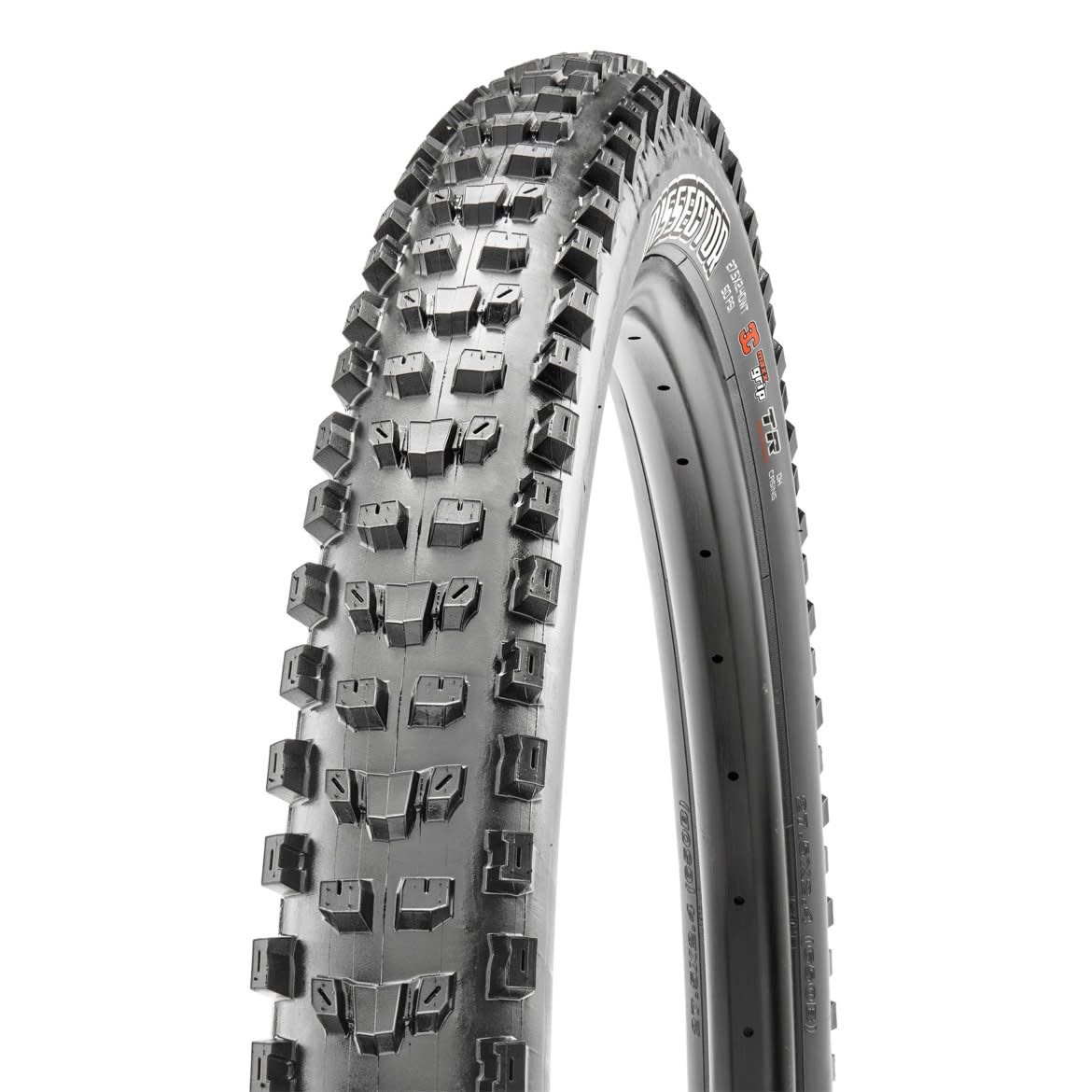 Maxxis Maxxis, Dissector, Tire, 29''x2.60, Folding, Tubeless Ready, 3C Maxx Terra, EXO+, Wide Trail, 60TPI, Black