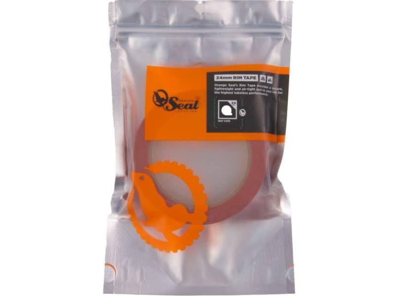 Orange Seal Orange Seal Tubeless Rim Tape, 24mm x 60 Yard Roll - Orange