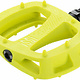 """iSSi iSSi Thump Pedals - Platform, Composite, 9/16"""", Yellow, Small"""