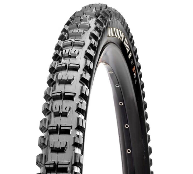 Maxxis Maxxis Minion DHR II Tire - 29 x 2.3, Tubeless, Folding, Black, 3C Maxx Terra, EXO