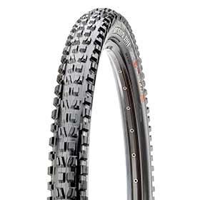 Maxxis Maxxis, Minion DHF, Tire, 24''x2.40, Folding, Tubeless Ready, Dual, EXO, 60TPI, Black