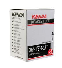 Kenda Kenda, Presta, Tube, Presta, Length: 32mm, 20'', 1-1/8 x 1-3/8
