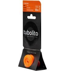 tubolito Tubolito S-Tubo Road 700 x 18-28mm Tube - 80mm Presta Valve, Disc Brake Only