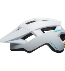 Bell Bell Spark W MIPS Womens Bike Helmet - Virago Matte White/Raspberry - UW (50-57 cm)