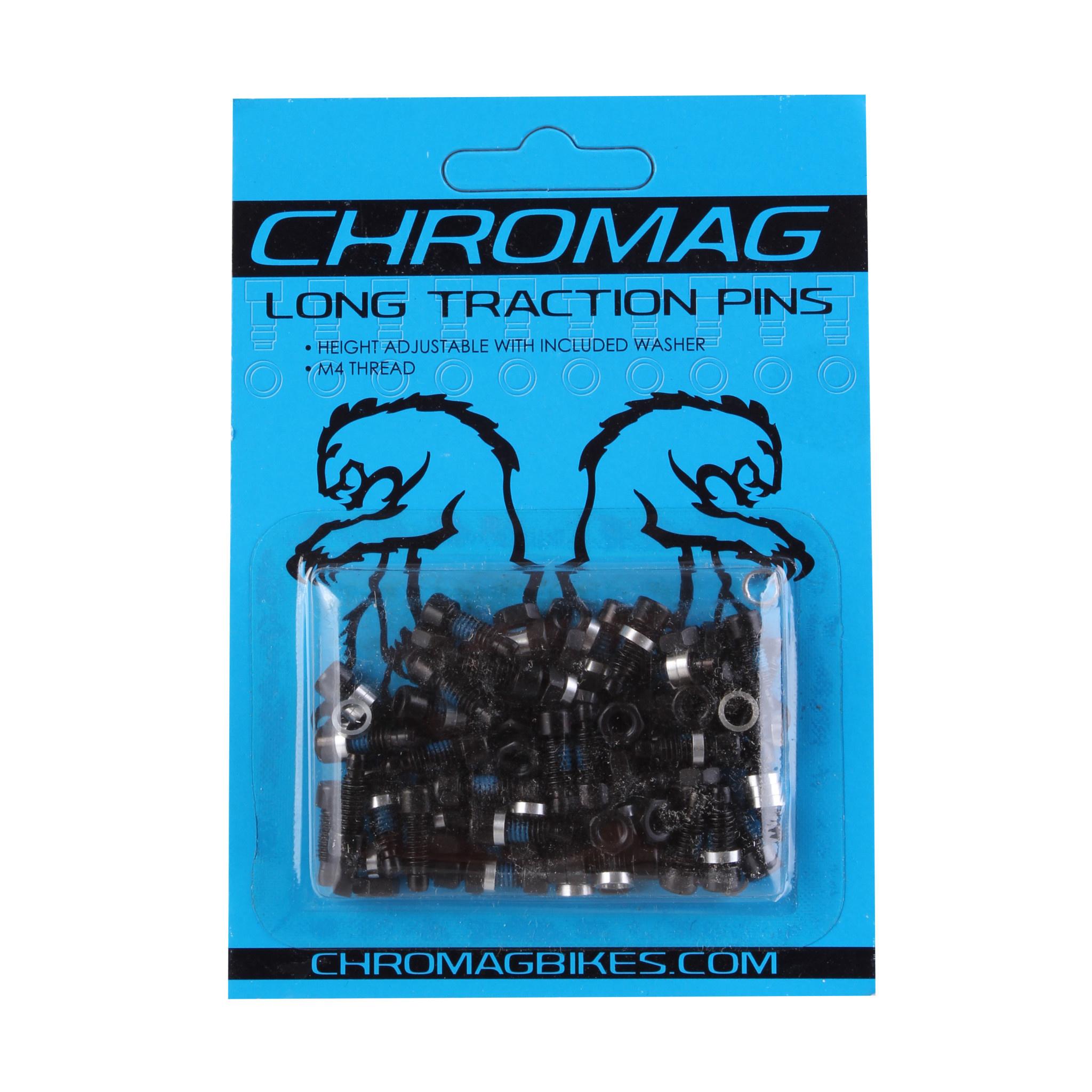Chromag Chromag, Long Pedal Pins - Synth, 40pcs, 40pcs