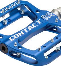 Chromag Contact Pedals, Dark Blue