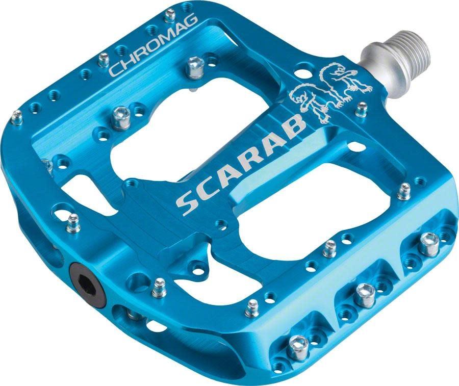 Chromag Scarab Pedals, Blue