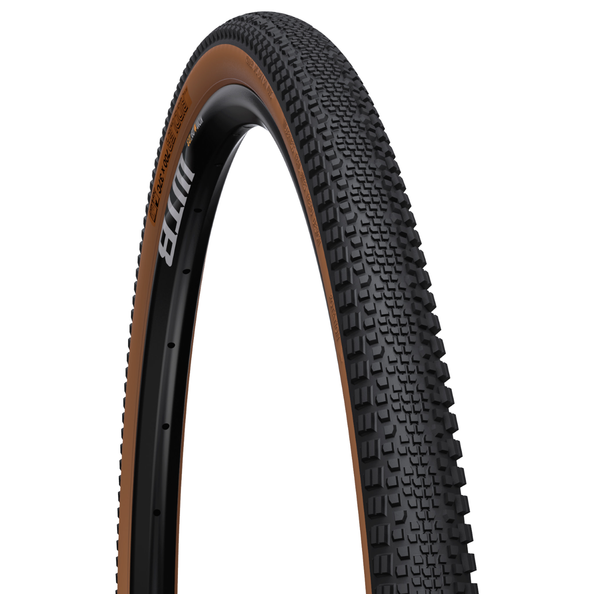 WTB WTB, Riddler, Tire, 700x37C, Folding, Tubeless Ready, Dual DNA, 60TPI, Beige