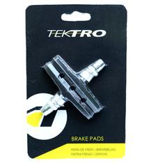 Tektro Molded Linear Brake Pads, Black, 70mm pad length NLA