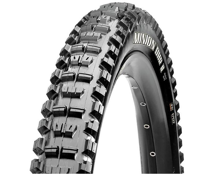 Maxxis Maxxis, Minion DHR2, Tire, 27.5''x2.40, Folding, Tubeless Ready, 3C Maxx Terra, EXO+, Wide Trail, 120TPI, Black