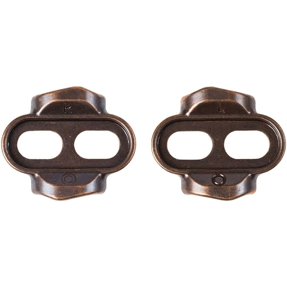 Crank Brothers Easy Release Cleat w/ 0 Degree Float, Pair