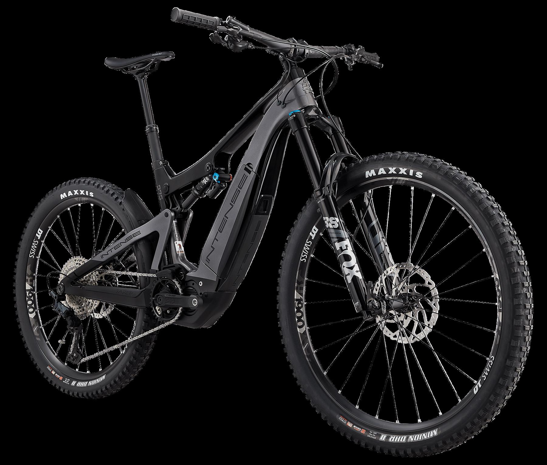Intense Tazer E-Bike EXP 2021 - 29/27.5 MD BLK