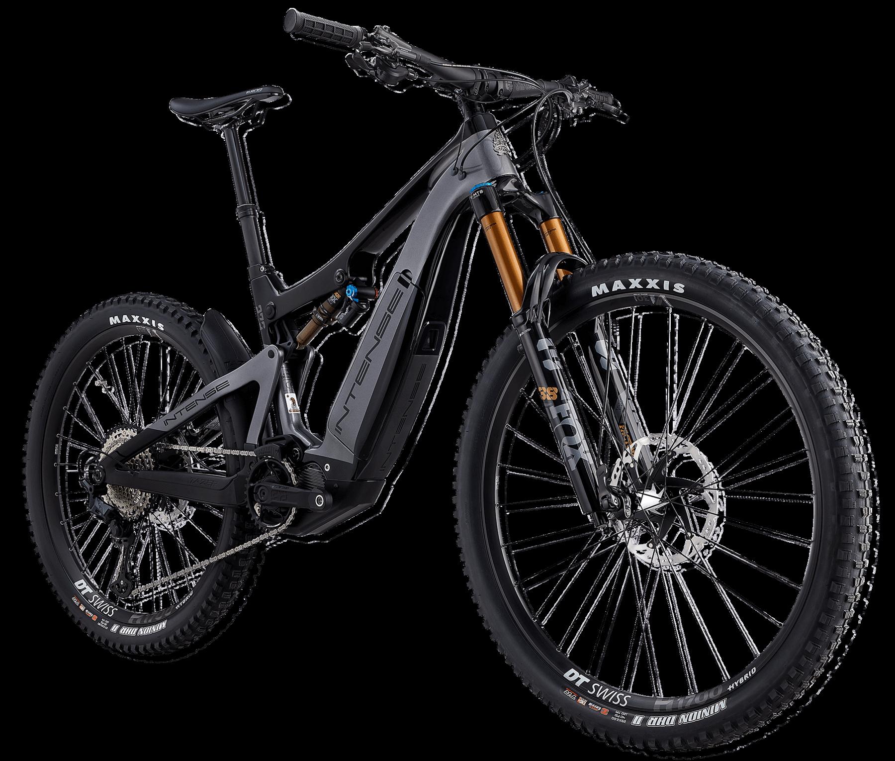 Intense Tazer E-Bike Pro 2021 - 29/27.5 XL BLK