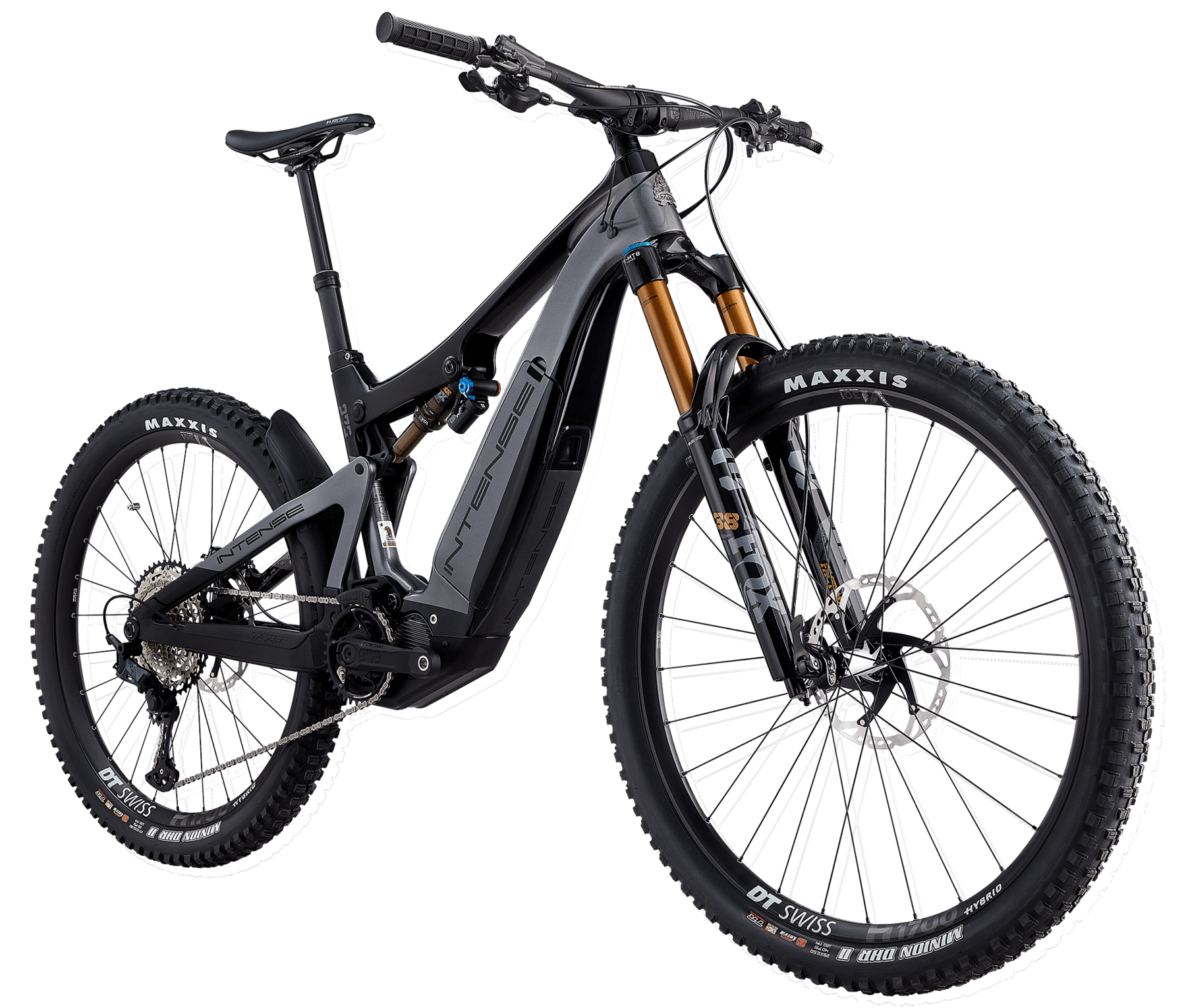 Intense Tazer E-Bike Pro 2021 - 29/27.5 SM BLK