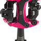 """iSSi iSSi Flash III Pedals - Dual Sided Clipless, Aluminum, 9/16"""", Pink"""