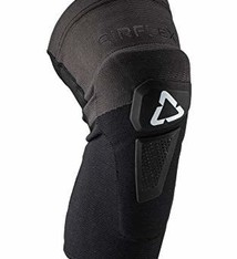 Leatt Air Flex Hybrid Knee Guard, - Black - XL