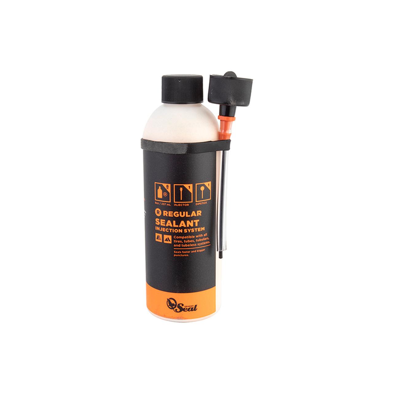 Orange Seal Orange Seal Tubeless Tire Sealant with Twist Lock Applicator - 8oz