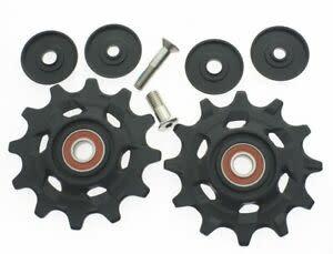 SRAM SRAM, eTap AXS Steel Bearing Pulley Kit, eTap AXS, Kit