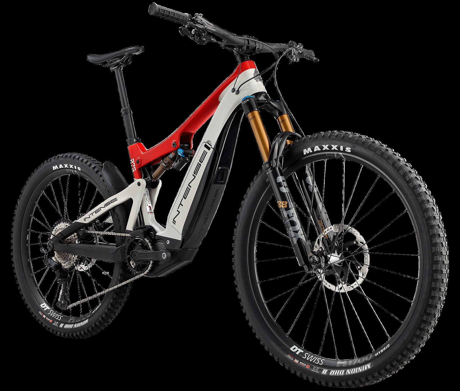 Intense Tazer E-Bike Pro 2021 - 29/27.5 LG RED