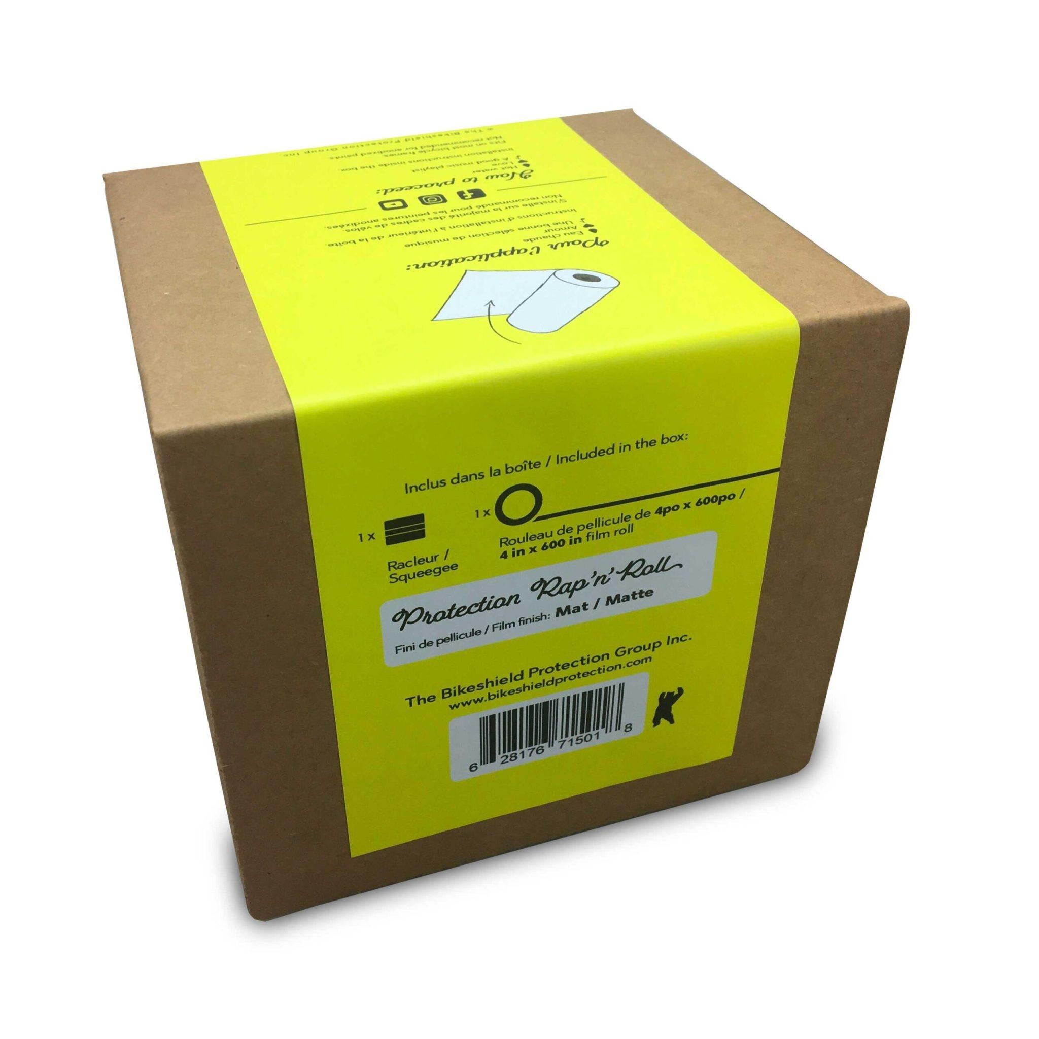 Bikeshield Protection Bikeshield Protection, Protection Roll, Gloss, 2.5 x 100''