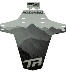 Transition  Ground Keeper Fender: (Black and White Peaks)
