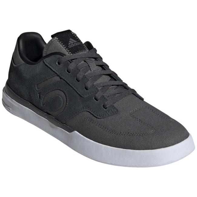 Five Ten Five Ten Sleuth Flat Shoe - Men's, Grey Five / Grey Four / Cloud White, 12