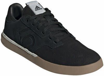 Five Ten Five Ten Sleuth Flat Shoe - Women's, Core Black / Core Black / Gum M2, 8
