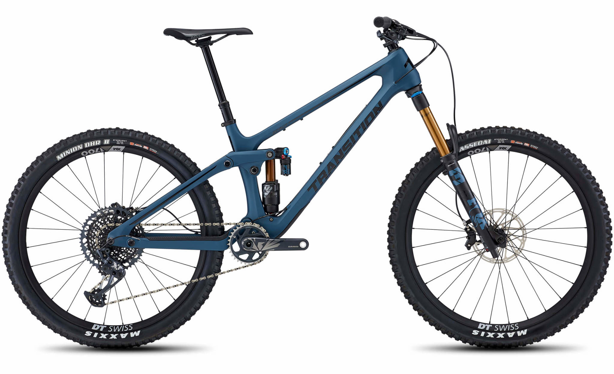 Transition Scout Carbon XO1 (X-Small, Midnight Blue)