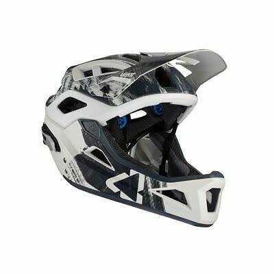 Leatt Leatt, MTB 3.0 Enduro, Full Face Helmet, Steel, M, 55 - 59cm