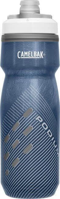 Camelbak Camelbak, Podium Chill 21oz, Water Bottle, 621ml / 21oz, Navy Perforated